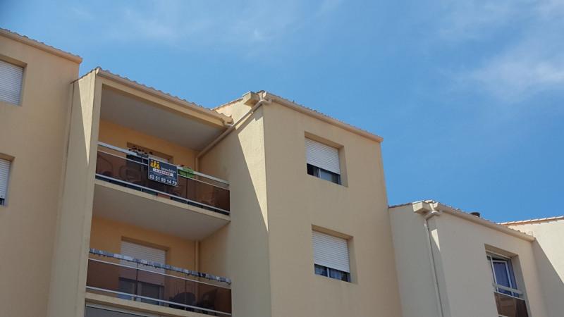 Sale apartment Les sables d olonne 147700€ - Picture 6