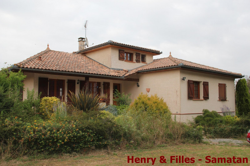 Sale house / villa Samatan 355 000€ - Picture 1