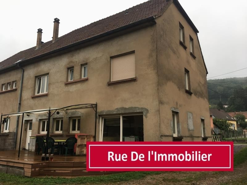 Sale house / villa Schorbach 169 000€ - Picture 1