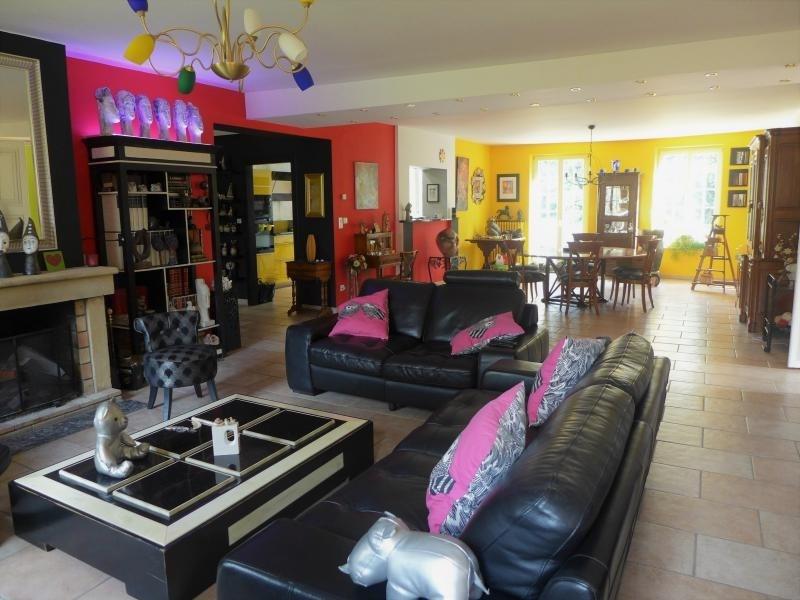 Deluxe sale house / villa Vaux 699500€ - Picture 5