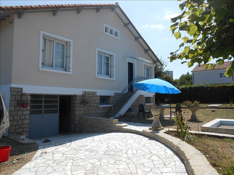 Vente maison / villa Niort 162750€ - Photo 1