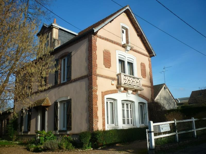 Investment property house / villa Mortagne au perche 156 000€ - Picture 1