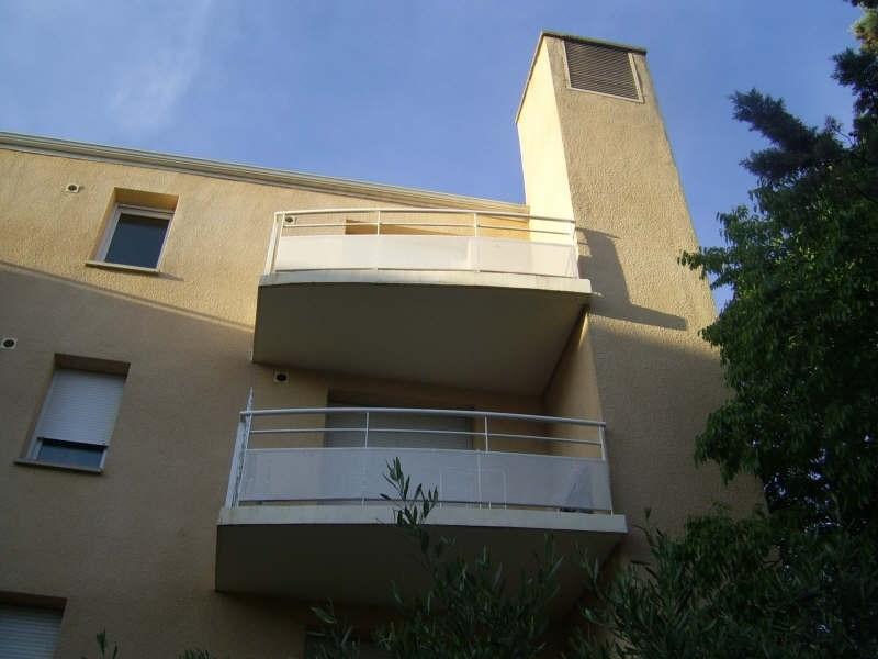 Affitto appartamento Nimes 602€ CC - Fotografia 1