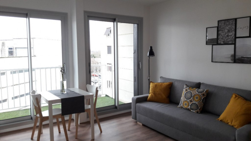 Rental apartment Melun 570€ CC - Picture 1