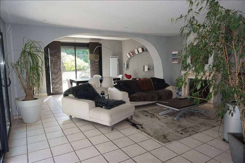Vendita casa Reventin vaugris 379000€ - Fotografia 5