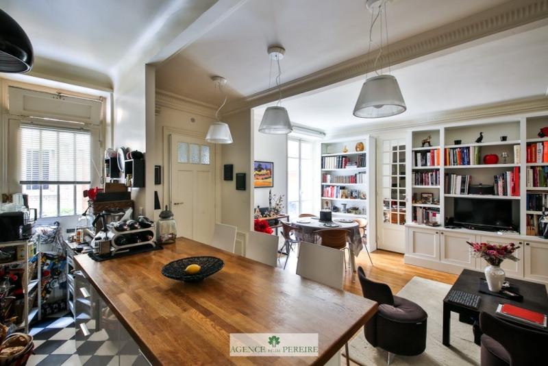 Vente maison / villa Paris 17ème 670000€ - Photo 4