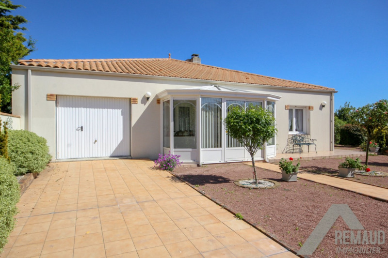 Vente maison / villa Aizenay 210 740€ - Photo 1