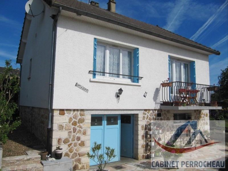 Sale house / villa Besse sur braye 83250€ - Picture 1