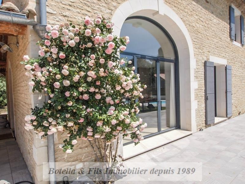 Vente de prestige maison / villa Uzes 730000€ - Photo 3