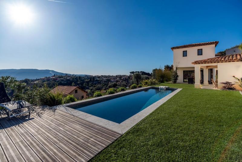 Revenda residencial de prestígio casa Falicon 1197000€ - Fotografia 2
