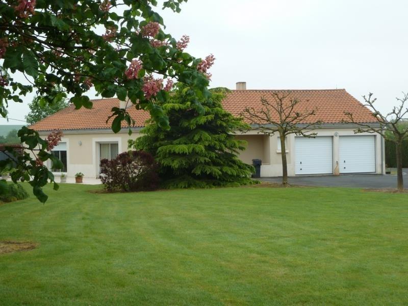 Sale house / villa St crespin sur moine 341900€ - Picture 2
