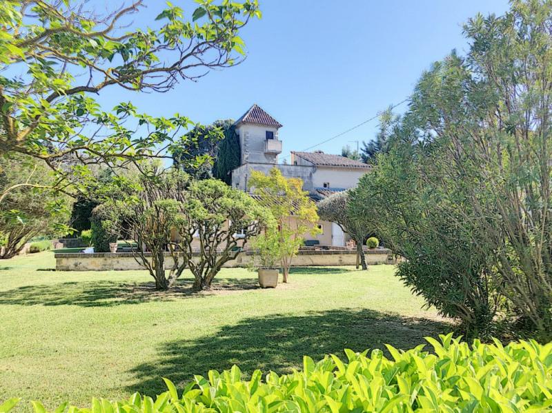 Revenda residencial de prestígio casa Roquemaure 770000€ - Fotografia 1