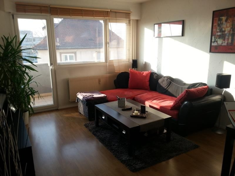 Location appartement Schiltigheim 627€ CC - Photo 1