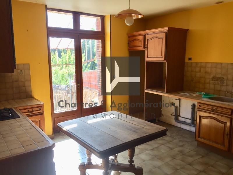 Vente maison / villa Fontaine la guyon 190000€ - Photo 3