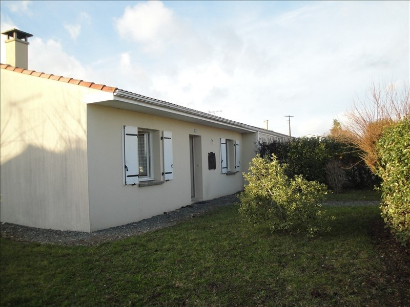 Vente maison / villa Mauze sur le mignon 157500€ - Photo 4