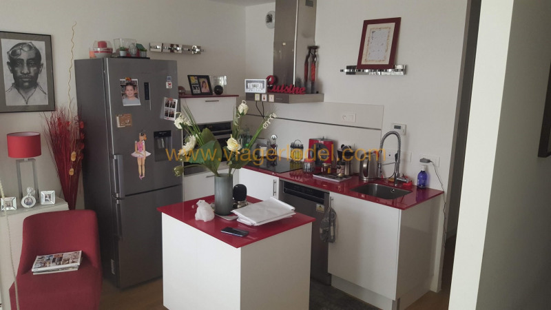 Life annuity apartment Puteaux 177 500€ - Picture 1