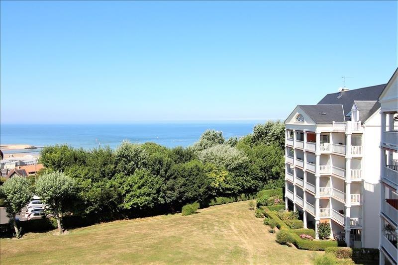 Sale apartment Trouville sur mer 149000€ - Picture 1