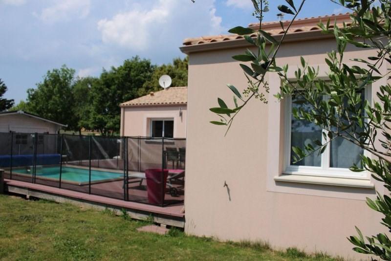 Vente maison / villa Talmont st hilaire 454000€ - Photo 2