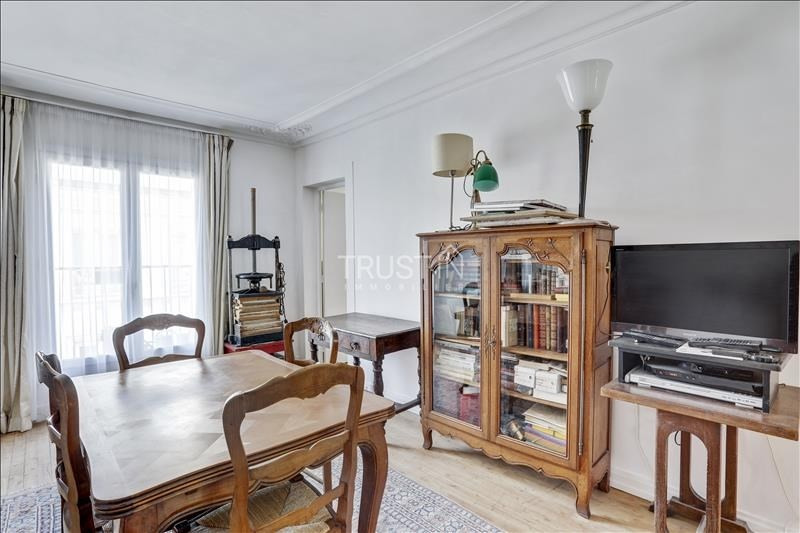 Vente appartement Paris 17ème 571 650€ - Photo 1