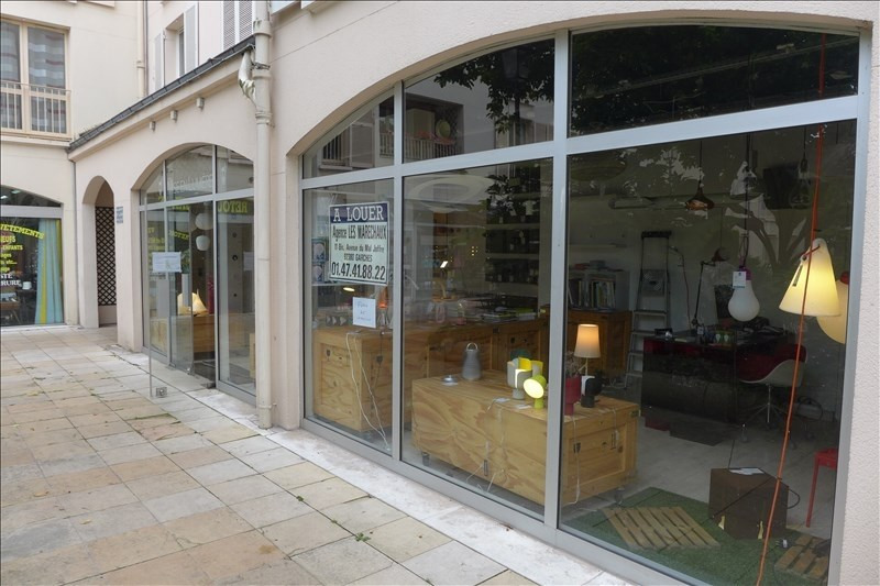 Location local commercial Garches 1 301€ HT/HC - Photo 2
