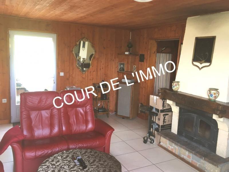 Vente maison / villa Taninges 358000€ - Photo 3