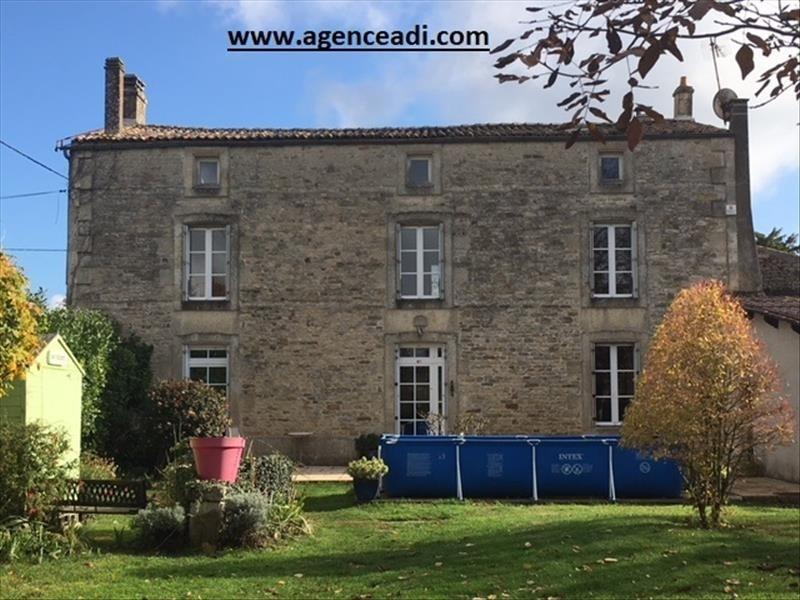 Vente maison / villa La creche 247000€ - Photo 1