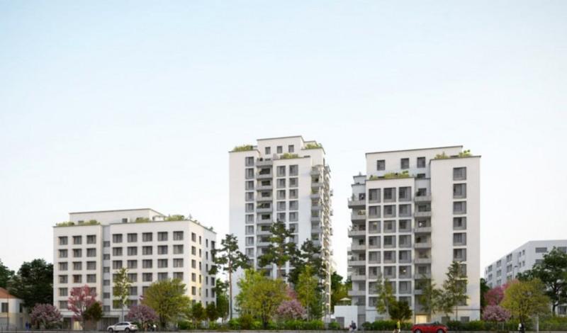 Sale apartment Villeurbanne 465900€ - Picture 2