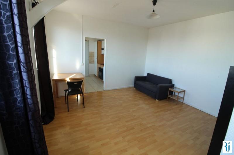 Sale apartment Rouen 116000€ - Picture 1