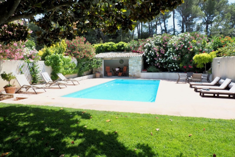 Vente de prestige maison / villa Ventabren 861000€ - Photo 2