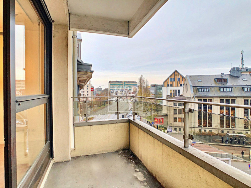 Location appartement Strasbourg 680€ CC - Photo 1