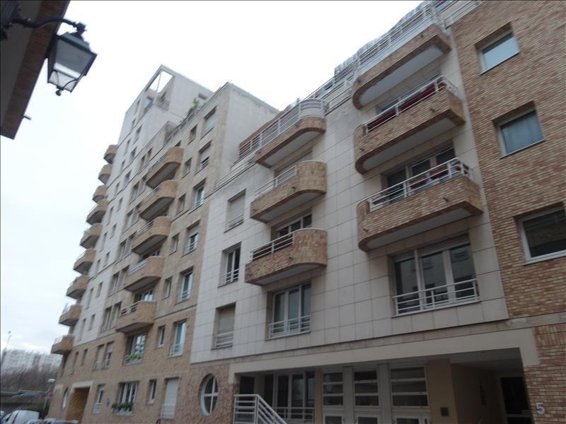 Rental apartment Asnieres sur seine 1200€ CC - Picture 1