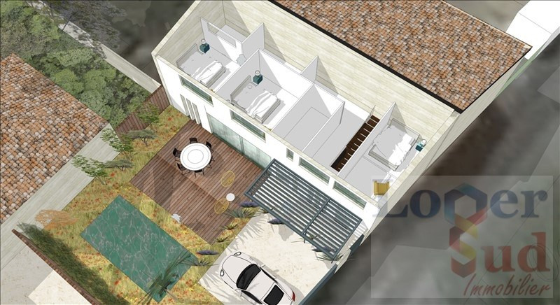 Vente maison / villa Lattes 447000€ - Photo 2