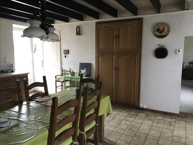 Sale house / villa Millieres 147500€ - Picture 4