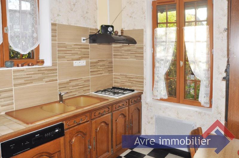 Vente maison / villa Verneuil d'avre et d'iton 107000€ - Photo 3