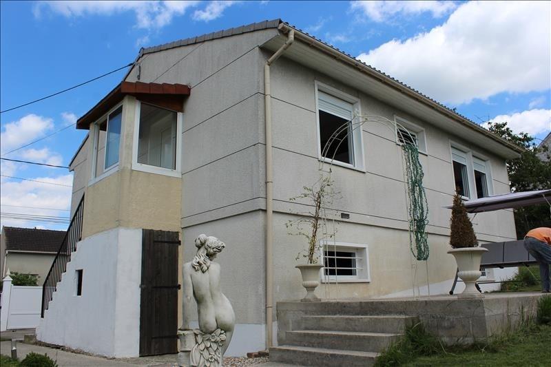 Vente maison / villa Nanteuil les meaux 249000€ - Photo 2