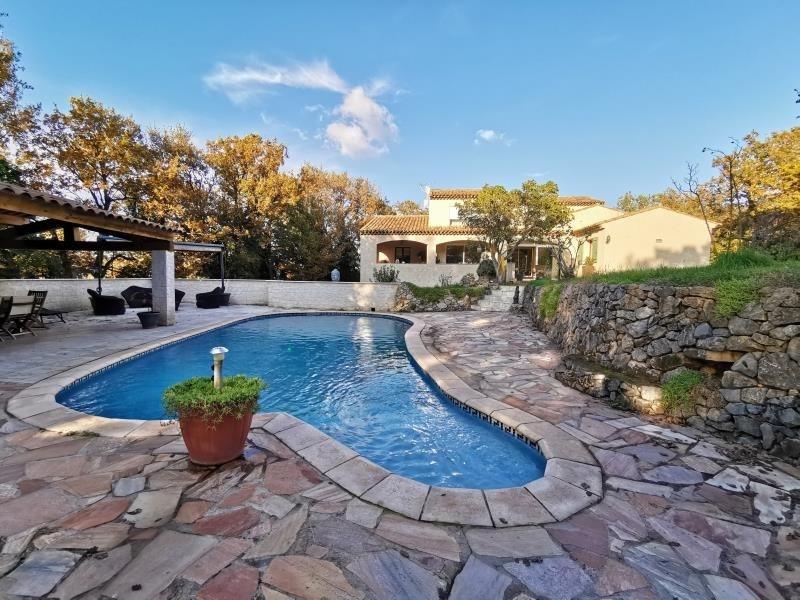 Vente de prestige maison / villa St maximin la ste baume 660000€ - Photo 1