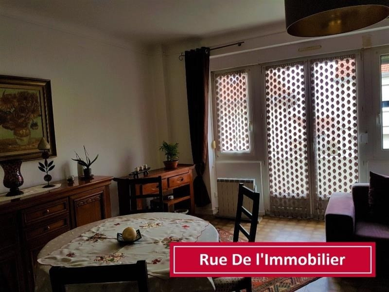 Investment property apartment Lemberg 56990€ - Picture 2