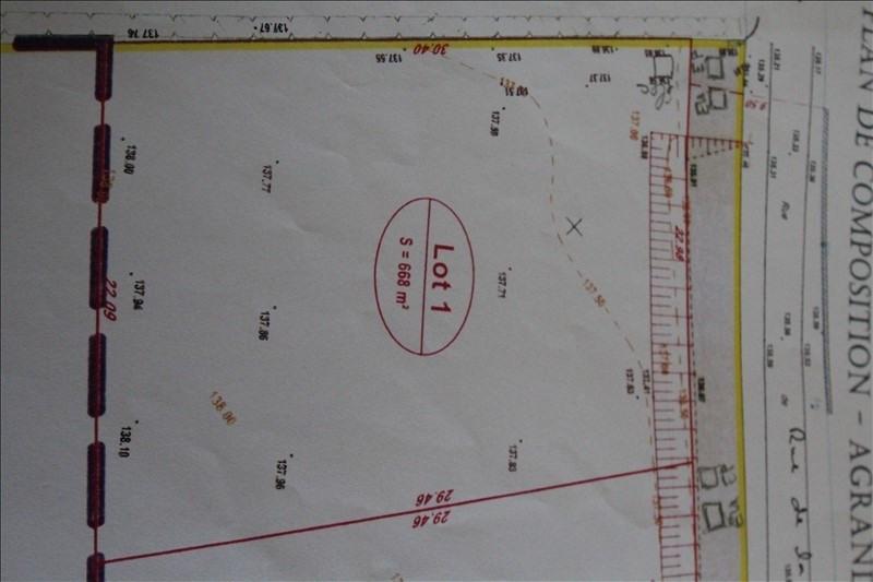 Sale site Mareuil sur ourcq 48000€ - Picture 2