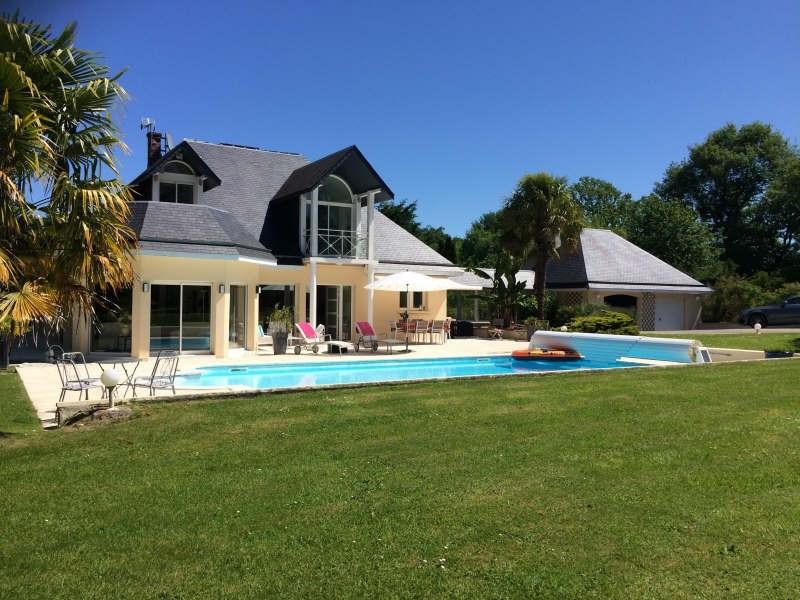 Vente de prestige maison / villa Gonneville sur mer 880000€ - Photo 1