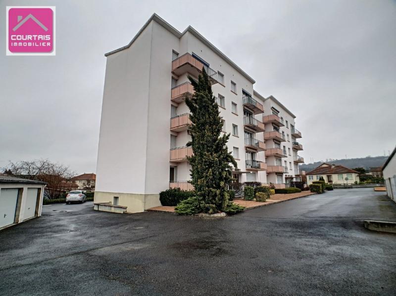 Montluçon appartement type 4 d'environ 70m²