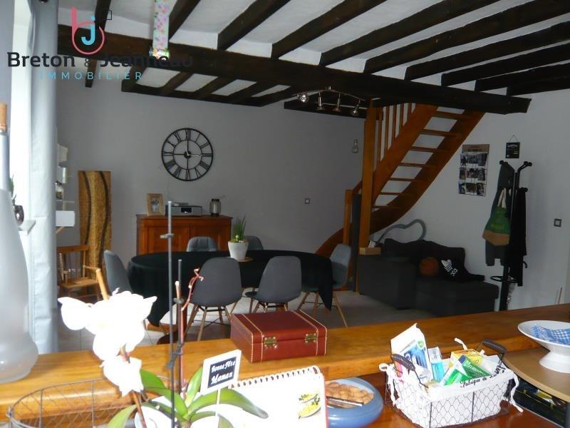 Vente maison / villa Gennes sur glaize 94500€ - Photo 4