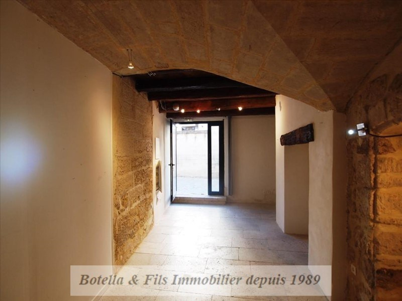 Vente appartement Uzes 135 000€ - Photo 2