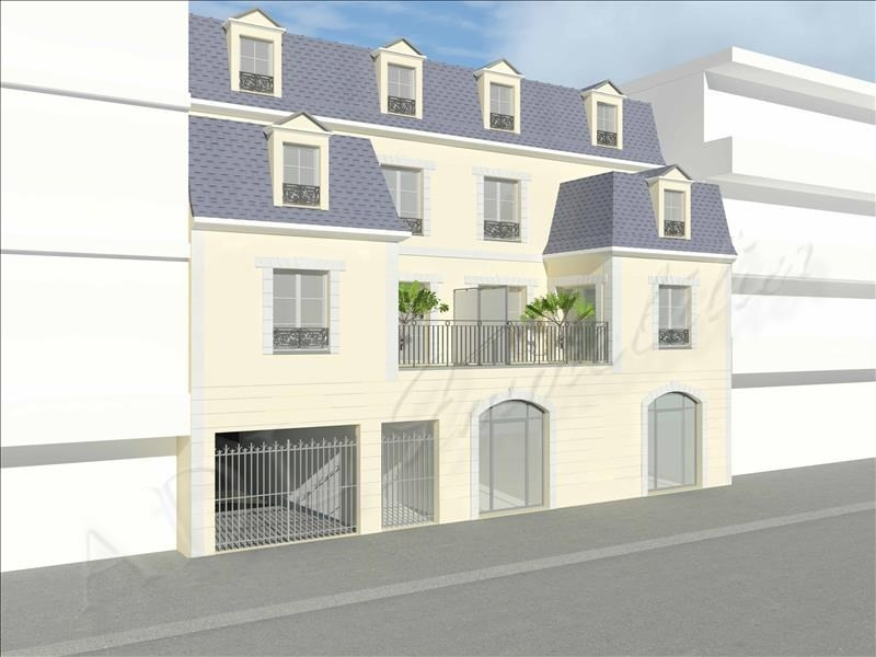 Sale apartment Chantilly 267 000€ - Picture 5