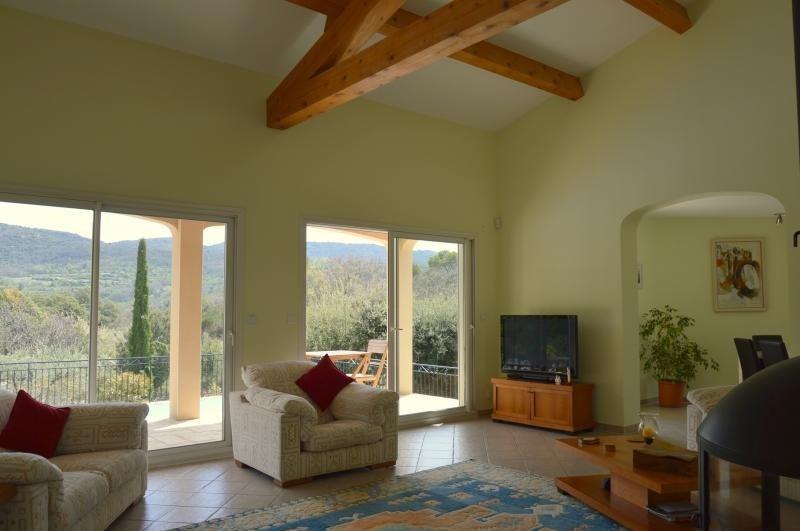 Deluxe sale house / villa Venasque 740000€ - Picture 2