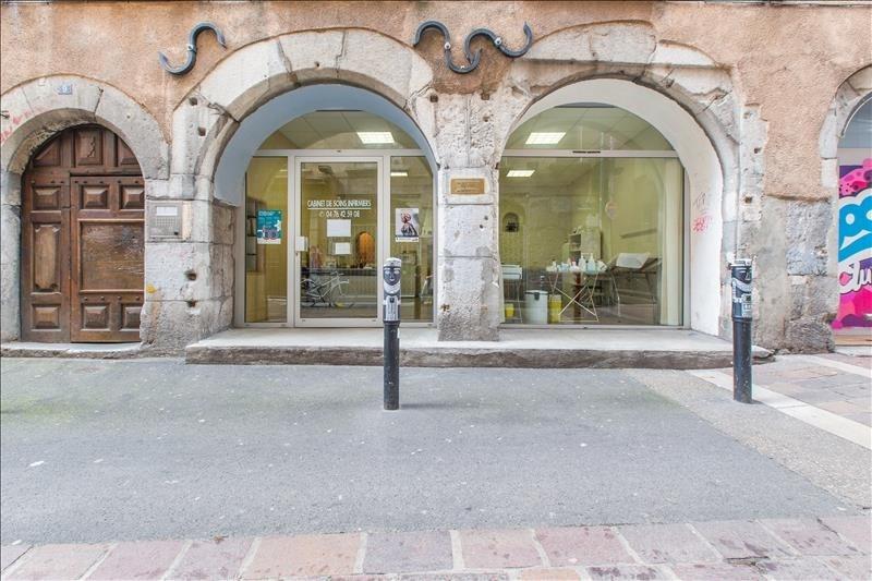 Vente local commercial Grenoble 71000€ - Photo 1