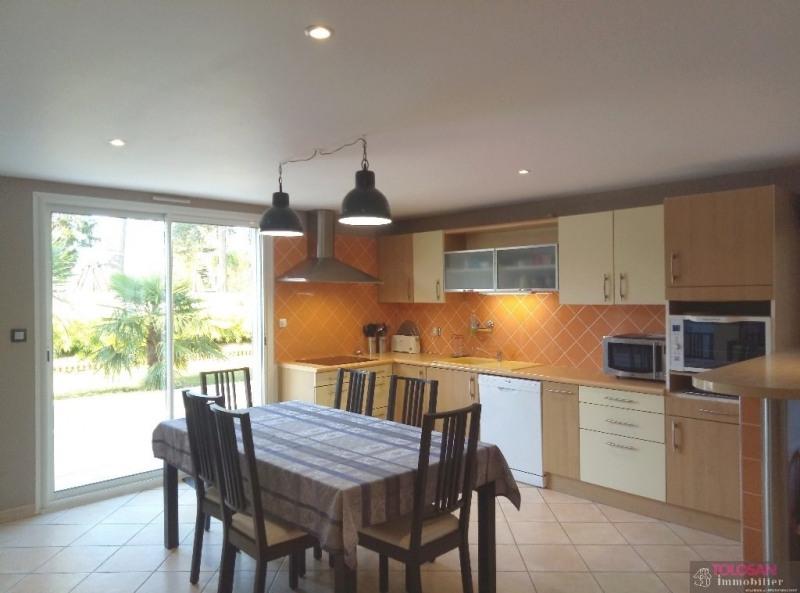 Vente maison / villa Baziege  2 pas 231000€ - Photo 3