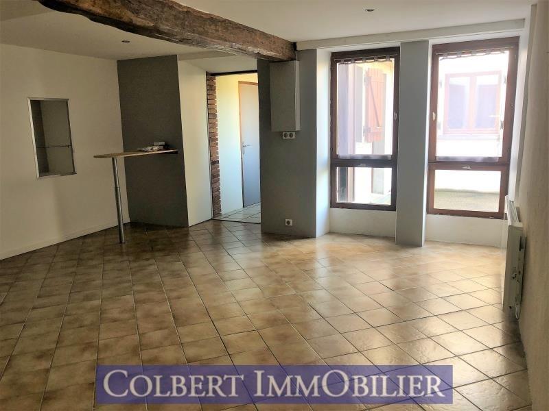 Sale house / villa Pontigny 124000€ - Picture 2