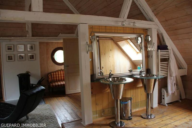 Immobile residenziali di prestigio casa Fiquefleur equainville 495000€ - Fotografia 6