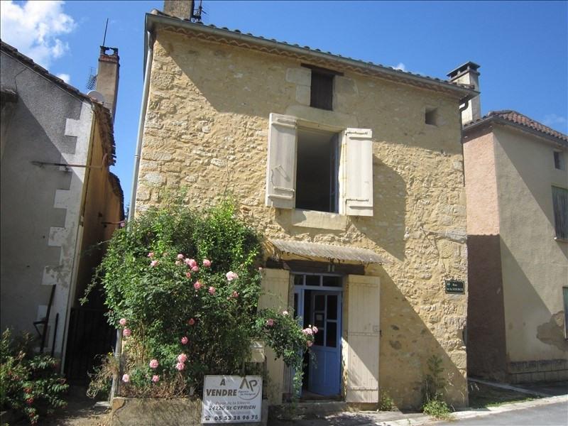 Sale house / villa Sagelat 91800€ - Picture 1