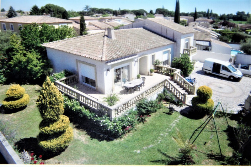 Sale house / villa Lunel 440 000€ - Picture 1